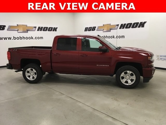 2018 Silverado 1500 Crew Cab 4x4,  Pickup #180910 - photo 4