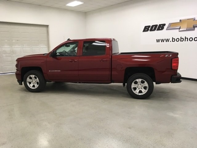 2018 Silverado 1500 Crew Cab 4x4,  Pickup #180910 - photo 7
