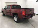 2018 Silverado 1500 Crew Cab 4x4,  Pickup #180910 - photo 1