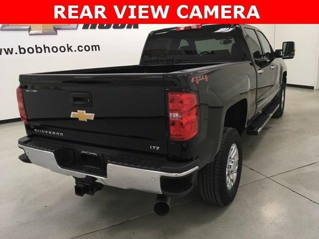 2018 Silverado 2500 Crew Cab 4x4,  Pickup #180915 - photo 5