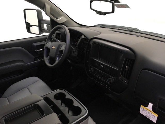 2018 Silverado 2500 Crew Cab 4x2,  Reading SL Service Body #180918 - photo 10