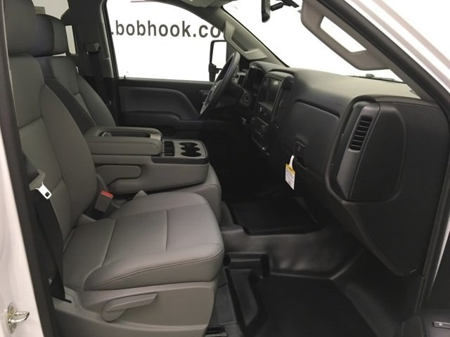 2018 Silverado 2500 Crew Cab 4x2,  Service Body #180918 - photo 11