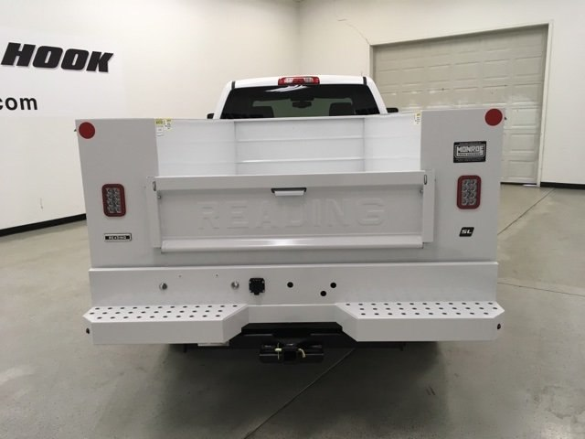 2018 Silverado 2500 Crew Cab 4x2,  Reading SL Service Body #180918 - photo 6