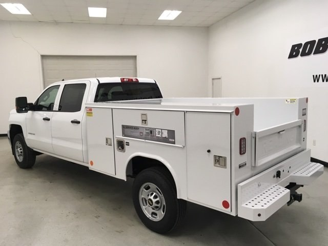 2018 Silverado 2500 Crew Cab 4x2,  Reading Service Body #180918 - photo 2