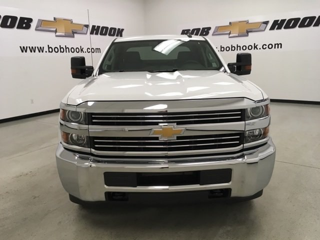 2018 Silverado 2500 Crew Cab 4x2,  Reading Service Body #180918 - photo 8