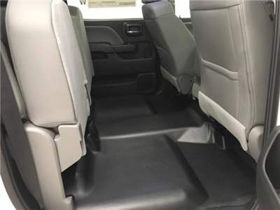 2018 Silverado 2500 Crew Cab 4x2,  Reading SL Service Body #180918 - photo 13