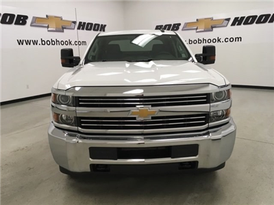 2018 Silverado 2500 Crew Cab 4x2,  Reading SL Service Body #180918 - photo 8