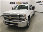 2018 Silverado 2500 Crew Cab 4x2,  Service Body #180918 - photo 1