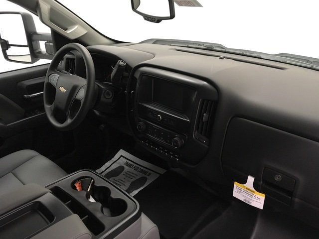 2018 Silverado 2500 Crew Cab 4x2,  Reading Service Body #180926 - photo 10