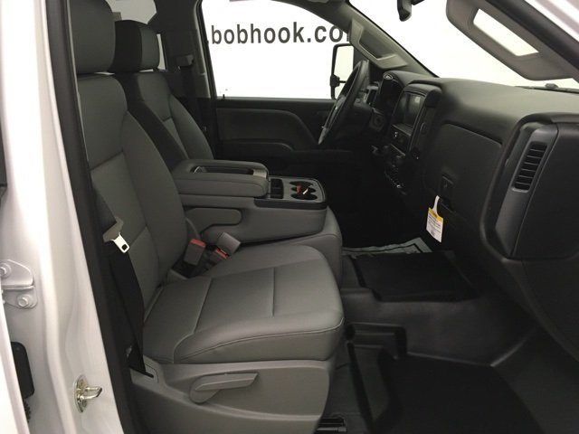 2018 Silverado 2500 Crew Cab 4x2,  Reading Service Body #180926 - photo 11