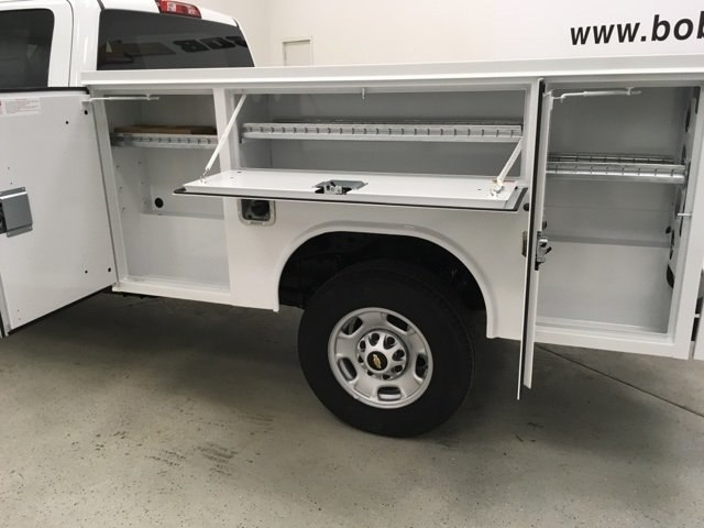 2018 Silverado 2500 Crew Cab 4x2,  Reading Service Body #180926 - photo 16