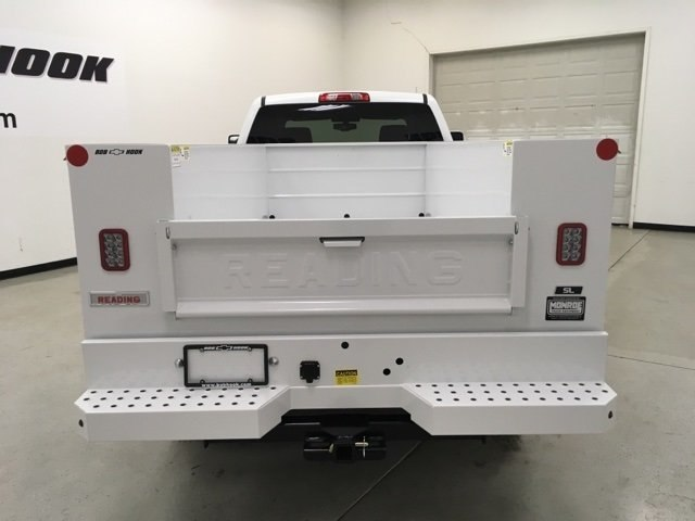 2018 Silverado 2500 Crew Cab 4x2,  Reading Service Body #180926 - photo 6