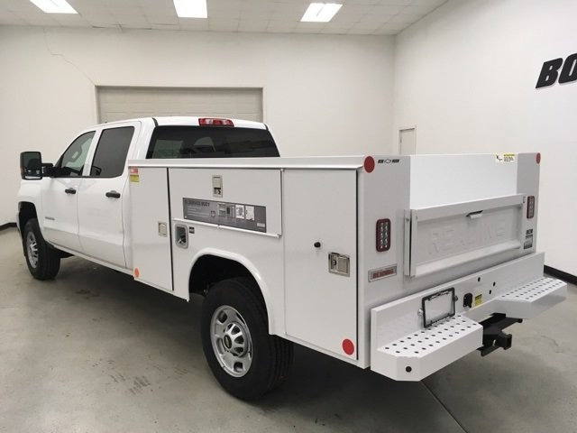 2018 Silverado 2500 Crew Cab 4x2,  Reading Service Body #180926 - photo 2