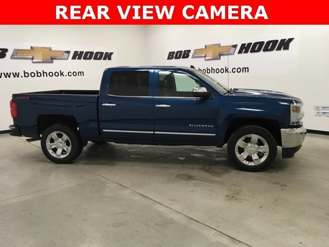 2018 Silverado 1500 Crew Cab 4x4,  Pickup #180953 - photo 4
