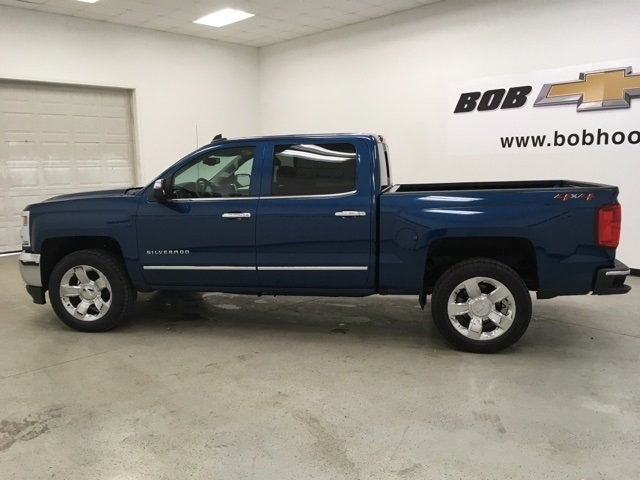 2018 Silverado 1500 Crew Cab 4x4,  Pickup #180953 - photo 7