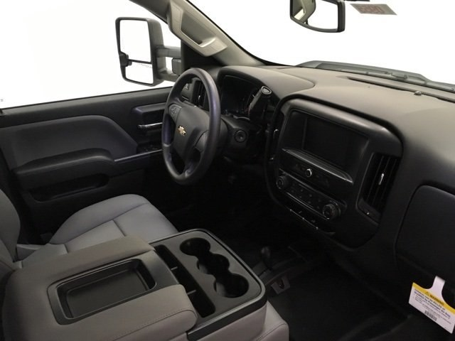 2018 Silverado 2500 Crew Cab 4x4,  Reading Service Body #180955 - photo 10