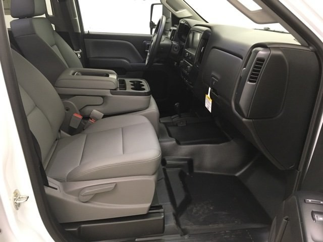 2018 Silverado 2500 Crew Cab 4x4,  Reading Service Body #180955 - photo 11