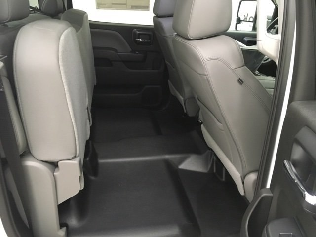 2018 Silverado 2500 Crew Cab 4x4,  Reading Service Body #180955 - photo 14