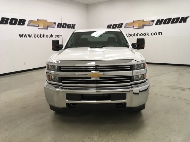 2018 Silverado 2500 Crew Cab 4x4,  Reading Service Body #180955 - photo 8