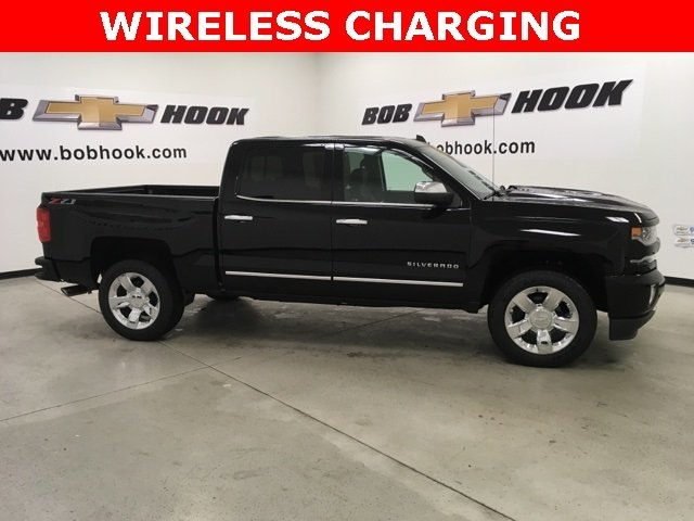 2018 Silverado 1500 Crew Cab 4x4,  Pickup #180957 - photo 4