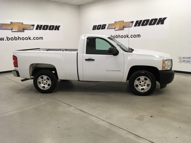 2012 Silverado 1500 Regular Cab 4x2,  Pickup #180960C - photo 3