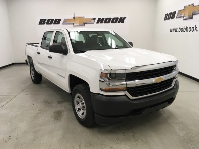2018 Silverado 1500 Crew Cab 4x4,  Pickup #180961 - photo 3