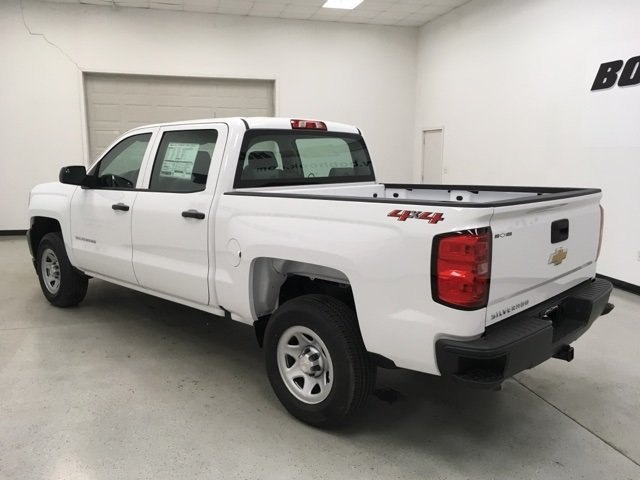 2018 Silverado 1500 Crew Cab 4x4,  Pickup #180961 - photo 2