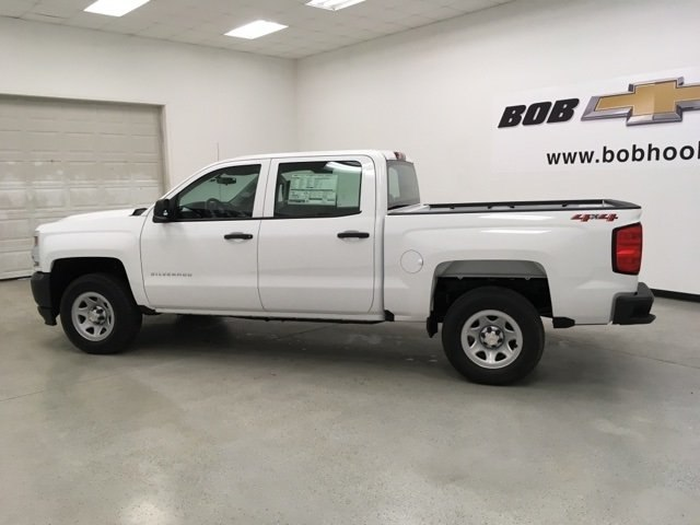 2018 Silverado 1500 Crew Cab 4x4,  Pickup #180961 - photo 7