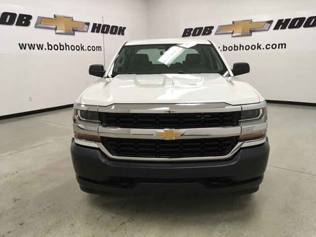 2018 Silverado 1500 Crew Cab 4x4,  Pickup #180961 - photo 8