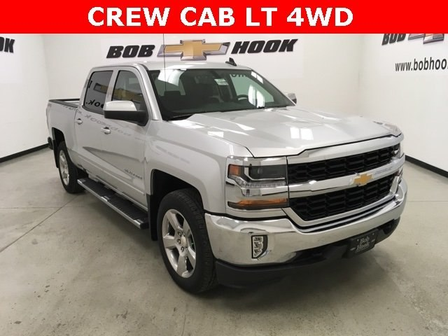 2018 Silverado 1500 Crew Cab 4x4,  Pickup #180975 - photo 3