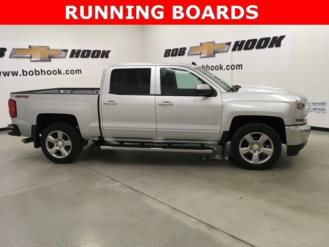 2018 Silverado 1500 Crew Cab 4x4,  Pickup #180975 - photo 4