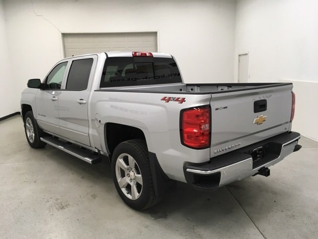 2018 Silverado 1500 Crew Cab 4x4,  Pickup #180975 - photo 2