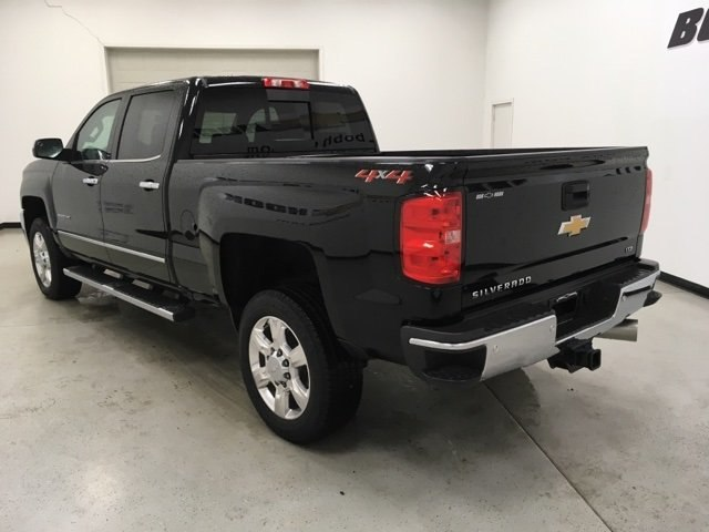 2018 Silverado 2500 Crew Cab 4x4,  Pickup #180977 - photo 2