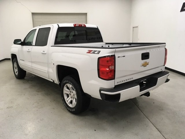 2018 Silverado 1500 Crew Cab 4x4,  Pickup #180981 - photo 2