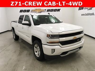 2018 Silverado 1500 Crew Cab 4x4,  Pickup #180981 - photo 3