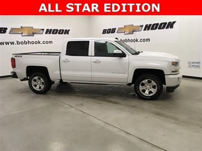 2018 Silverado 1500 Crew Cab 4x4,  Pickup #180981 - photo 4