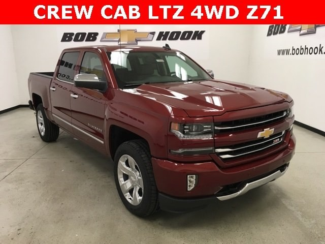 2018 Silverado 1500 Crew Cab 4x4,  Pickup #180987 - photo 3