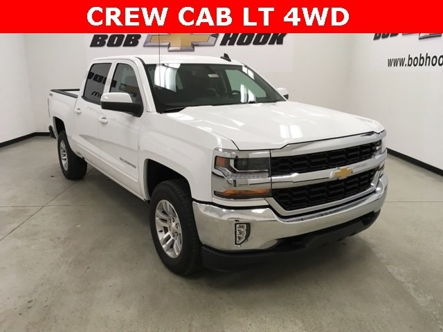 2018 Silverado 1500 Crew Cab 4x4,  Pickup #180988 - photo 3