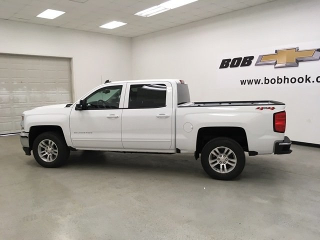 2018 Silverado 1500 Crew Cab 4x4,  Pickup #180988 - photo 7