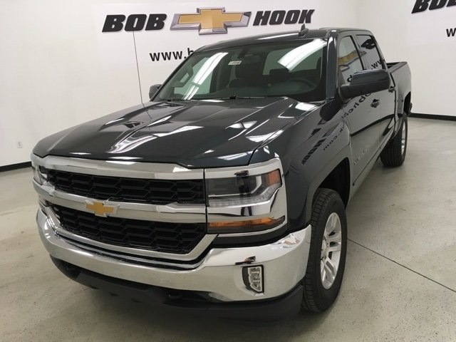 2018 Silverado 1500 Crew Cab 4x4,  Pickup #180990 - photo 1