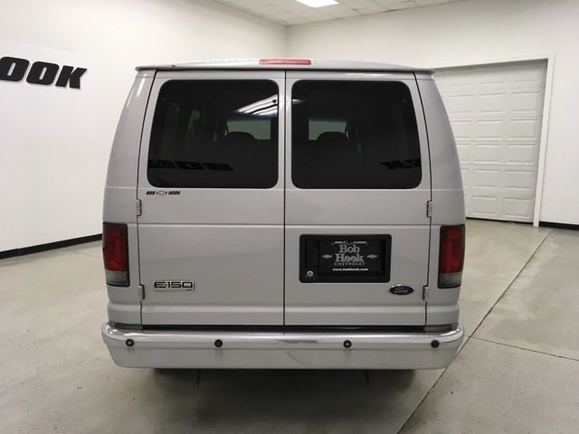 2008 E-150 4x2,  Passenger Wagon #180990AA - photo 5