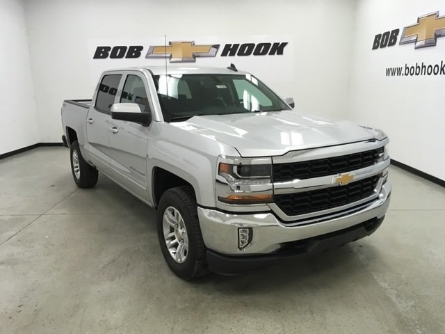 2018 Silverado 1500 Crew Cab 4x4,  Pickup #180995 - photo 3