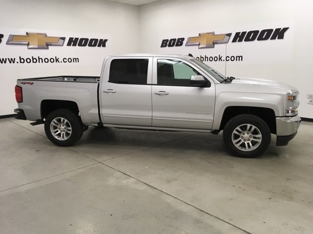 2018 Silverado 1500 Crew Cab 4x4,  Pickup #180995 - photo 4