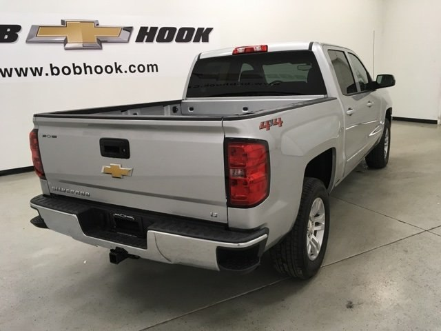 2018 Silverado 1500 Crew Cab 4x4,  Pickup #180995 - photo 5