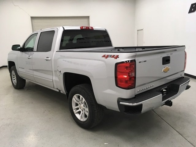 2018 Silverado 1500 Crew Cab 4x4,  Pickup #180995 - photo 2