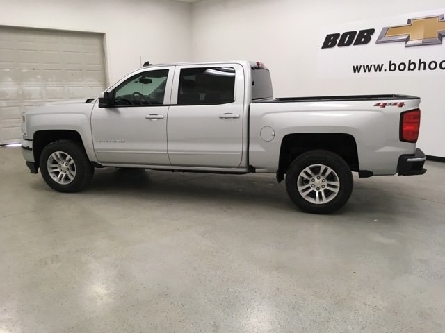 2018 Silverado 1500 Crew Cab 4x4,  Pickup #180995 - photo 7