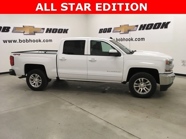 2018 Silverado 1500 Crew Cab 4x4,  Pickup #180996 - photo 4