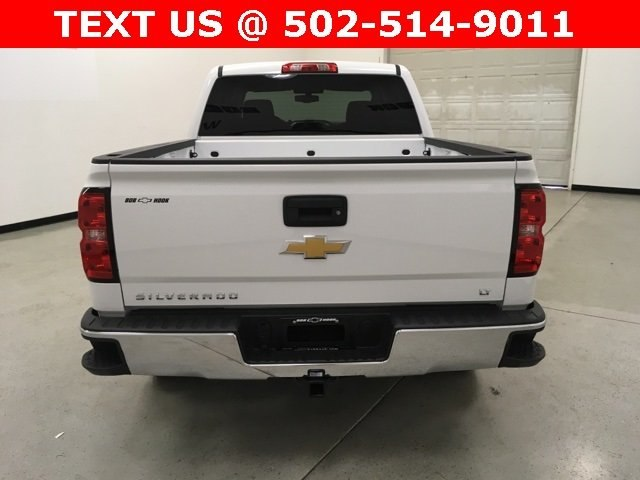 2018 Silverado 1500 Crew Cab 4x4,  Pickup #180996 - photo 6
