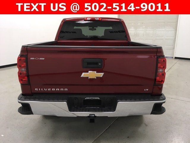 2018 Silverado 1500 Crew Cab 4x4,  Pickup #180997 - photo 6