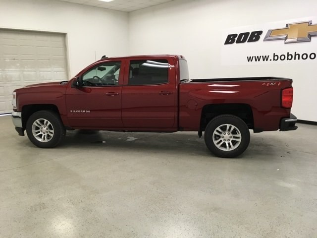 2018 Silverado 1500 Crew Cab 4x4,  Pickup #180997 - photo 7